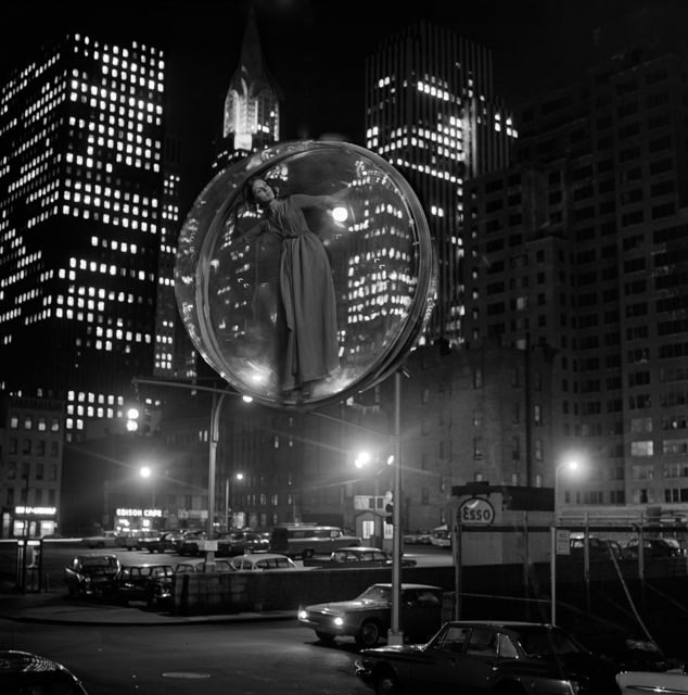 , 'Free Bubble Parking,' 1963, Holden Luntz Gallery