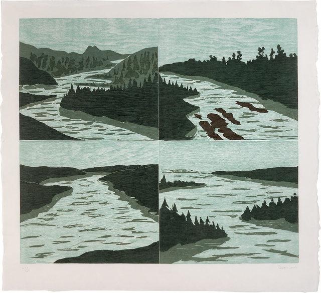 Richard Bosman, 'River', 1989, Doyle