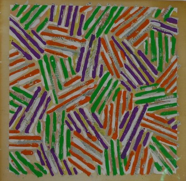 Jasper Johns, 'Untitled ', 1977, Bengtsson Fine Art