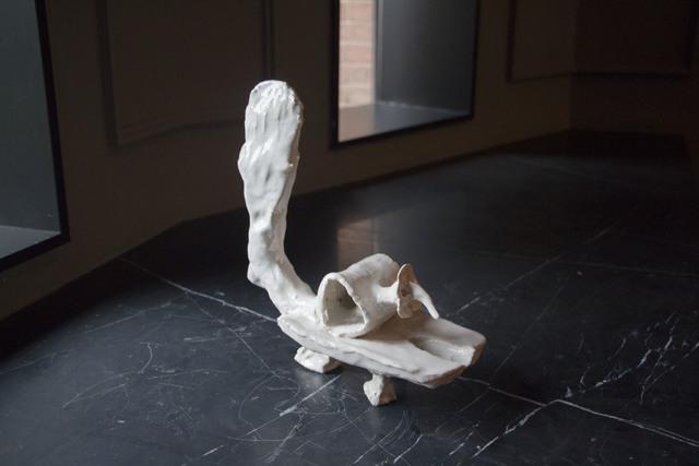 Santi Moix, 'White No. 17', 2018, Matthew Liu Fine Arts