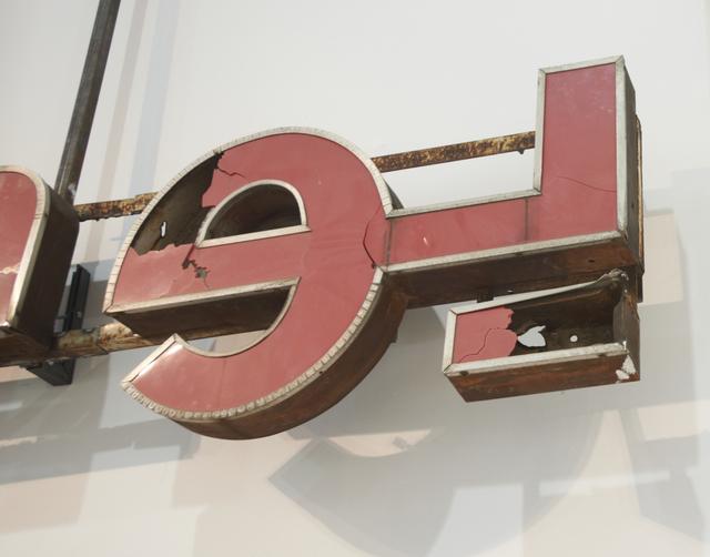 , 'YOKOHAMA vintage signage,' , Carwan Gallery