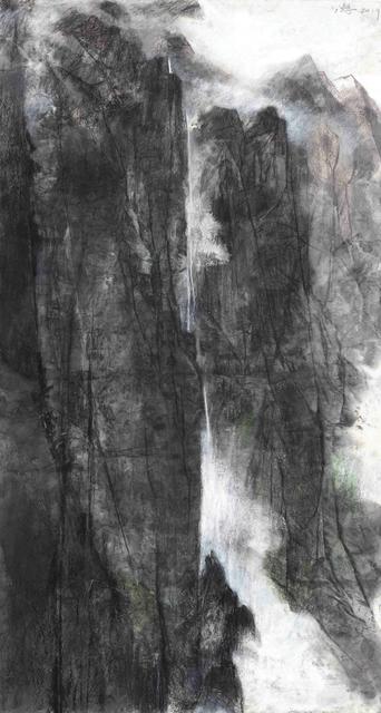 Wang Gongyi, 'Follow the Creek No.1 ', 2019, Galerie du Monde