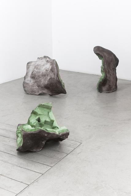 , 'Matriz y la Perversión de la Forma (Variación I) (Casca III),' 2016, Travesia Cuatro