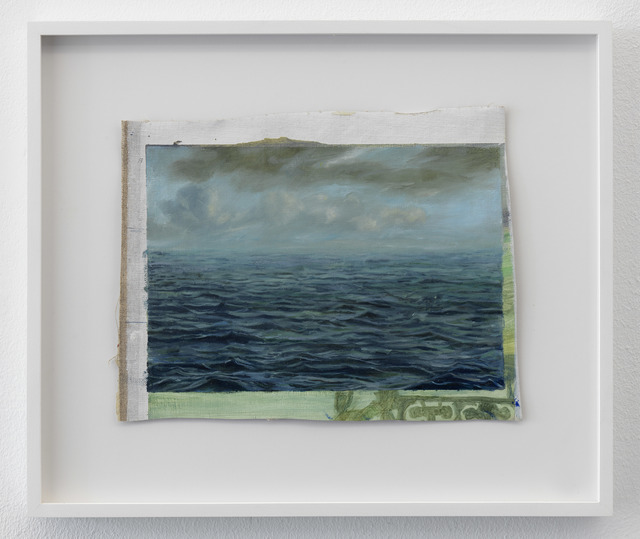 , 'Eyes on the Horizon, no. 1,' 2016, Galerie Fons Welters