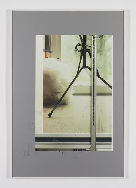 , 'Yet to be titled,' 2014, Dvir Gallery