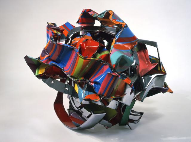 , 'Knot in the Cards,' 2001, Waddington Custot