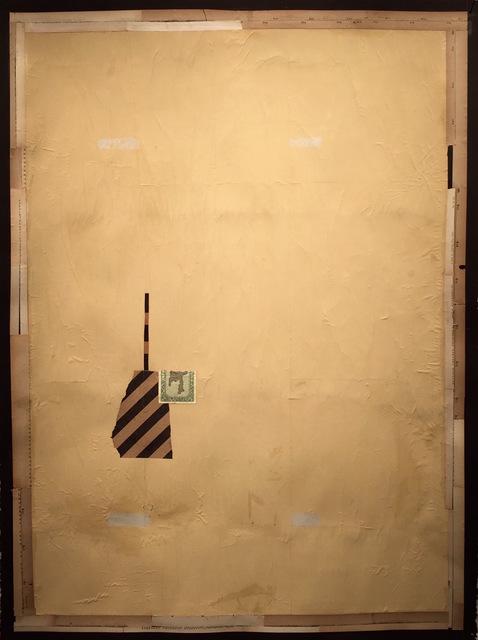 , 'Fragment,' 2015, Edward Hopper House