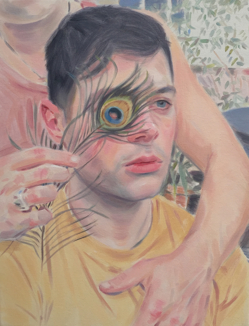 , 'Droop,' 2019, Galerie Thomas Fuchs