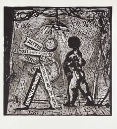 William Kentridge, 'Almost Don't Worry,' 2010, Phillips: Evening and Day Editions (October 2016)