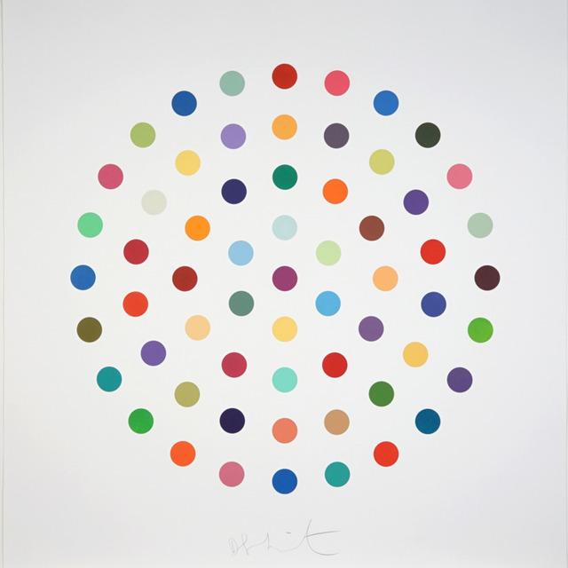 Damien Hirst, 'Damien Hirst, Cineole', 2004, Oliver Cole Gallery