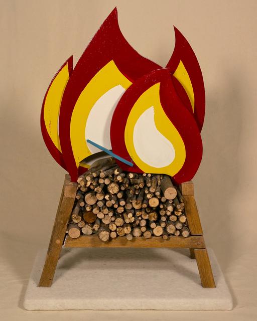 , 'Funeral Pyre,' 2019, Spalding Nix Fine Art