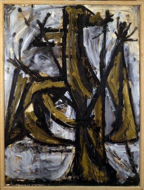 , 'Maize Bird,' 1947, Octavia Art Gallery