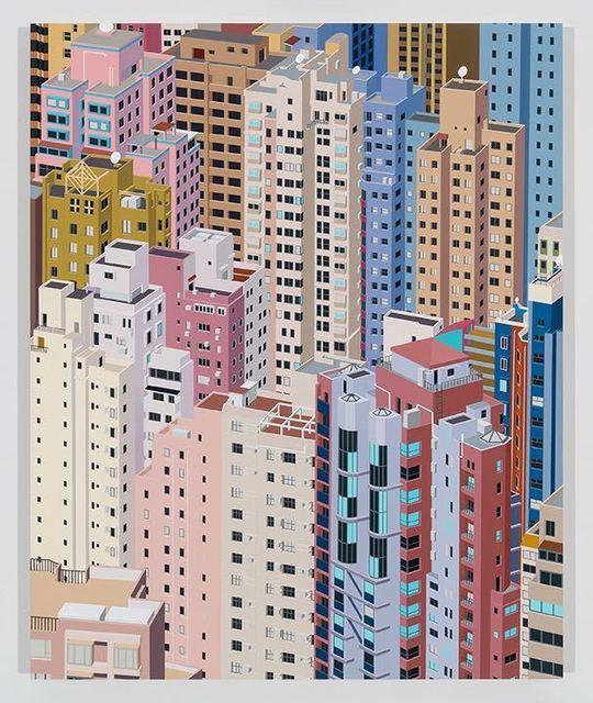 , 'Western District, Hong Kong,' 2016, Anna Marra Contemporanea