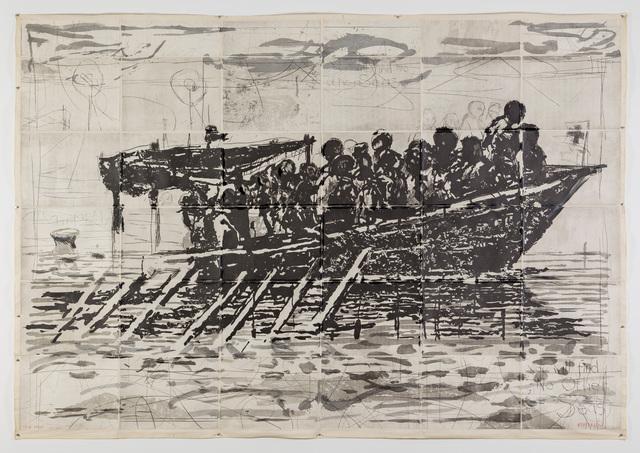 , 'Refugees,' 2017, Goodman Gallery