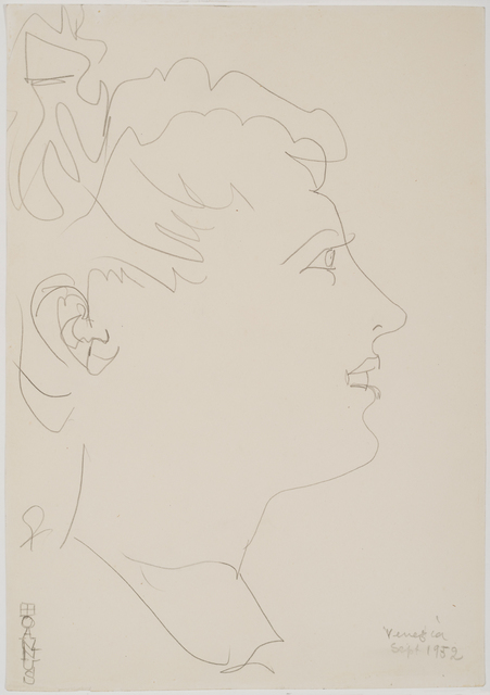 , 'Untitled (Woman),' 1952, Allan Stone Projects