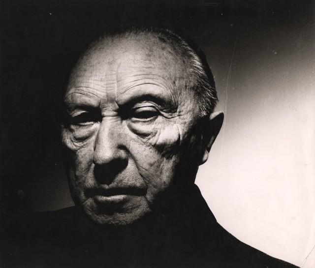 , 'Konrad Adenauer (1876 - 1967), Politiker,' 1956, Galerie Julian Sander