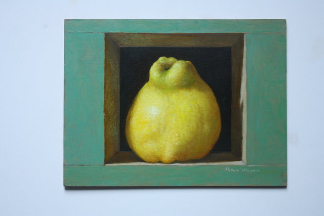 , 'Quince,' , Haley Fine Art