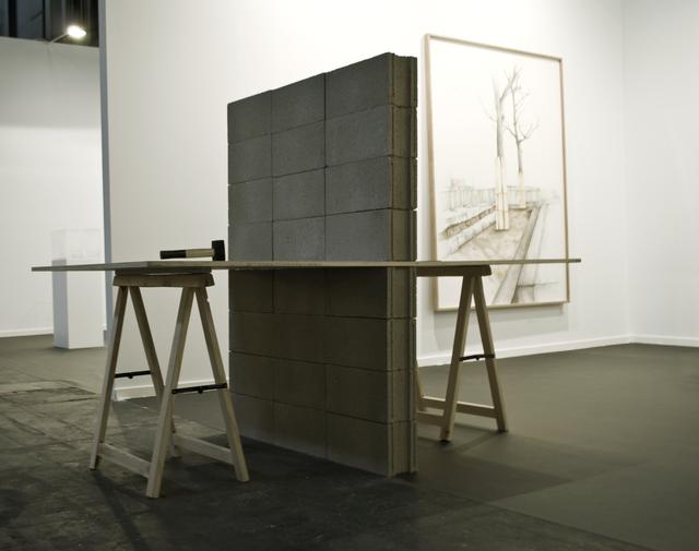 , 'Conquista Conquistado,' 2011, Galería Vermelho