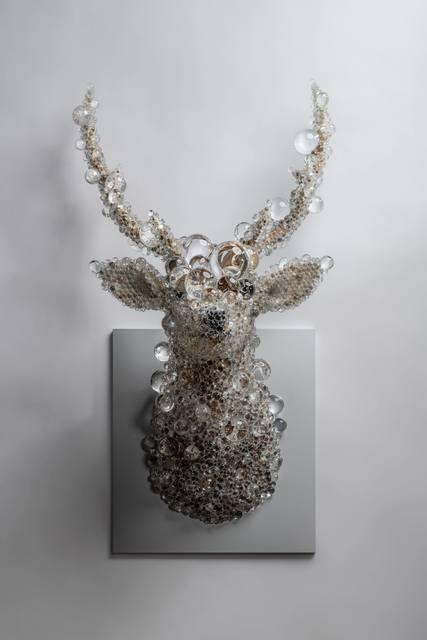 , 'PixCell-Deer#61,' 2019, SCAI The Bathhouse