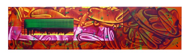 , '#549-3,' 2004, 2006/2012, 2014, Galerie Thomas Schulte
