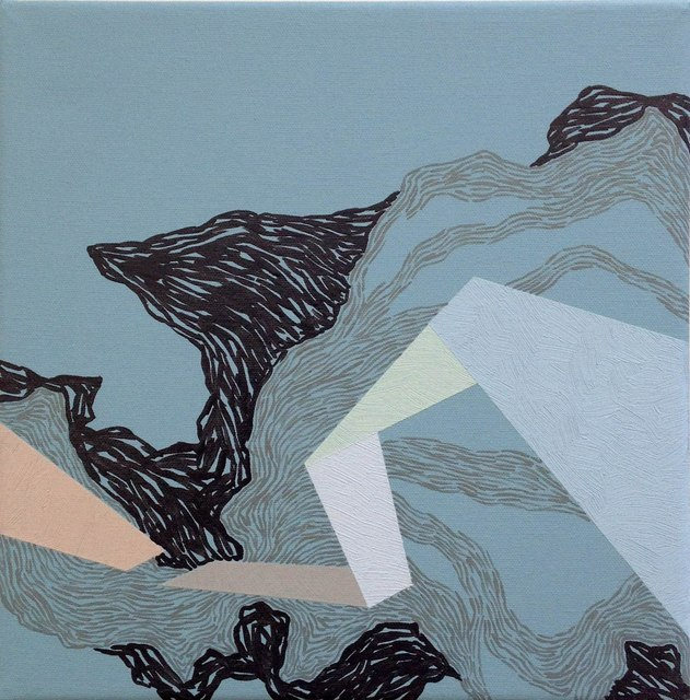 , 'Storm,' 2015, Faur Zsofi Gallery