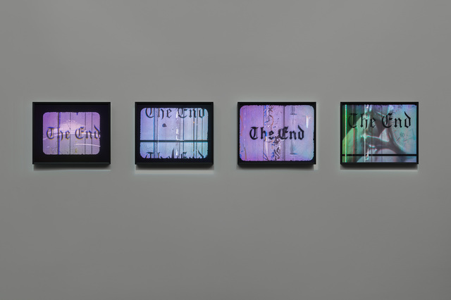 , 'The End #1-4,' 1998-2016, VARIOUS SMALL FIRES