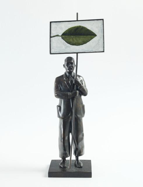 Pedro Ruiz, 'Pedro (Leaf of Life)', 2019, Beatriz Esguerra Art