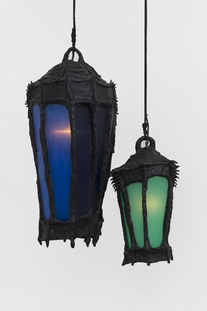 , 'Lantern,' 2019, The Pit