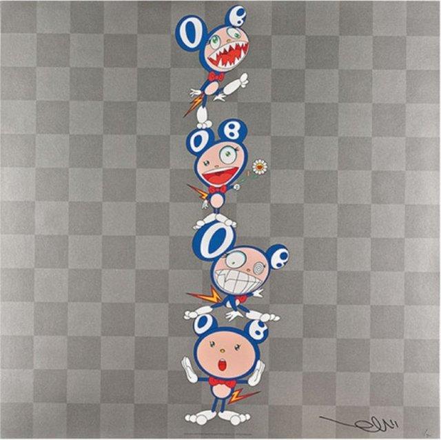 Takashi Murakami, 'TOTEM POLE', 2011, Marcel Katz Art