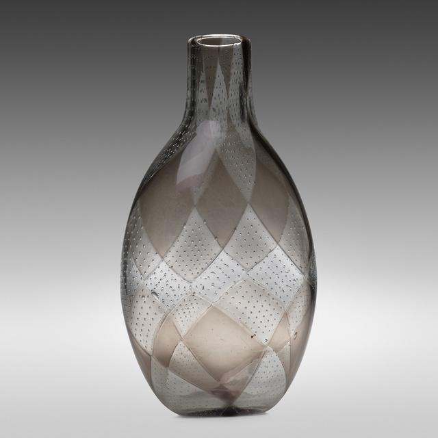 Ercole Barovier, 'Monumental Intarsio vase', c. 1961, Wright