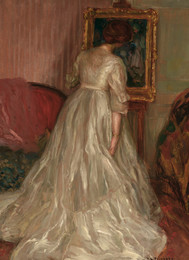 Portrait of the Artist's Wife, Sarah Frieseke