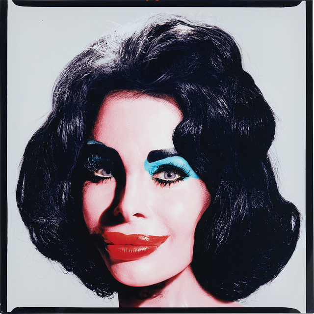 David LaChapelle, 'Amanda As Andy Warhol's Liz Taylor', 2003, Phillips