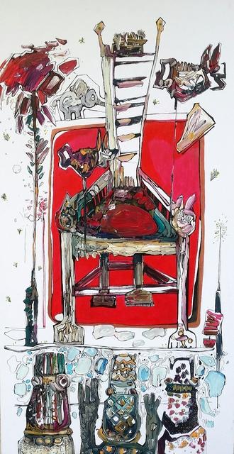 , 'Untitled,' 2016, UBUNTU Art Gallery