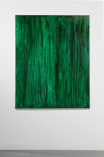 , 'Monochrome / Echantillon (série 2) - vert - Paris, juin, 2011,' 2011, Galerie Chantal Crousel