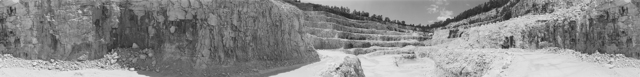 Andrew Buck, 'Quarry Panorama 19', 2018, Carrie Haddad Gallery