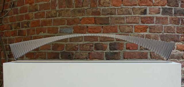 , 'brücke , wechselseitig eingeschnitten II,' 2017, Edition & Galerie Hoffmann