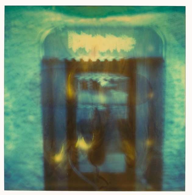 Stefanie Schneider, 'Phone Booth - Mindscreen 10', 1999, Instantdreams