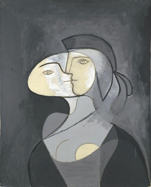 , 'Marie-Thérèse, face et profil,' 1931, Gagosian