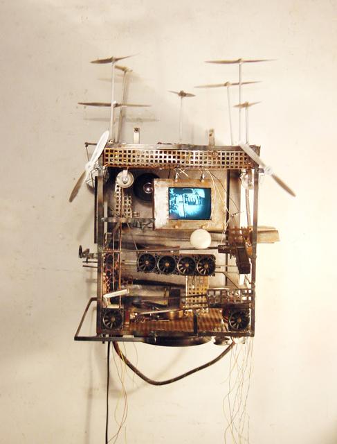 , 'La vieille fusée,' 2001, Galerie Olivier Waltman | Waltman Ortega Fine Art