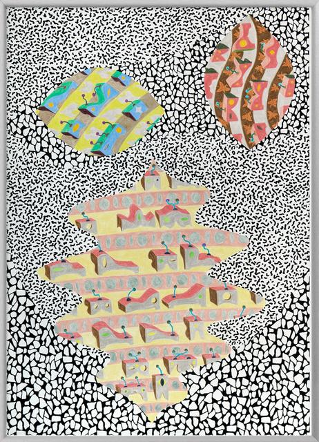 Gabriel Acevedo Velarde, 'Patterns and Parliaments VIII', 2019, 80M2 Livia Benavides