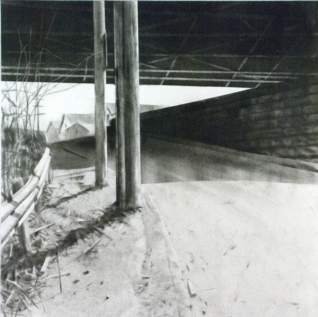 , 'Underpass,' , The Bonfoey Gallery