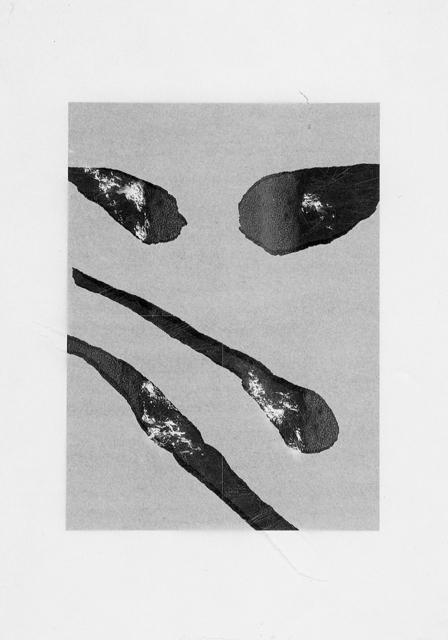 , 'Relazioni, separazioni, analogie (vintage artwork). Bergamo 1994-95,' 1994, MATÈRIA