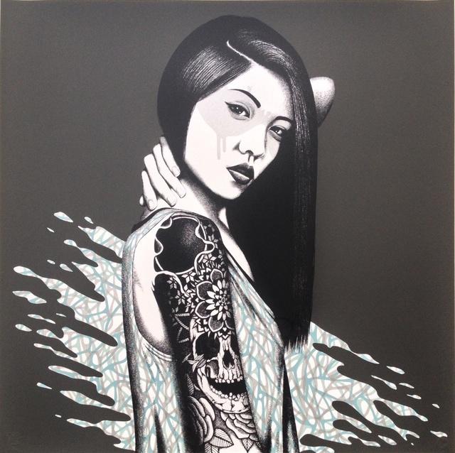 Fin Dac, 'Kuuji Silver Variant', 2014, Art276