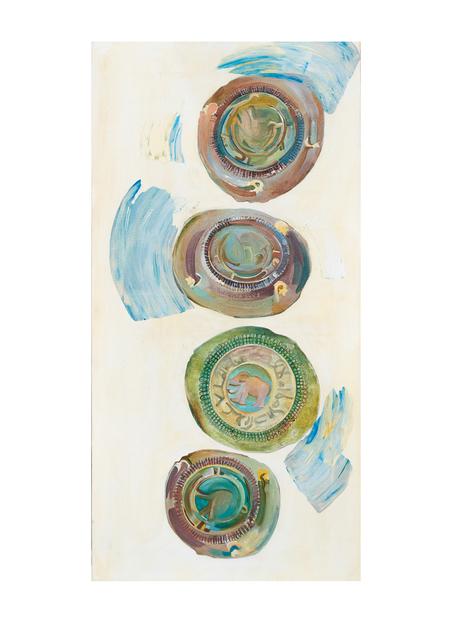 , 'Mishmash - Dinar,' 2019, Janet Rady Fine Art