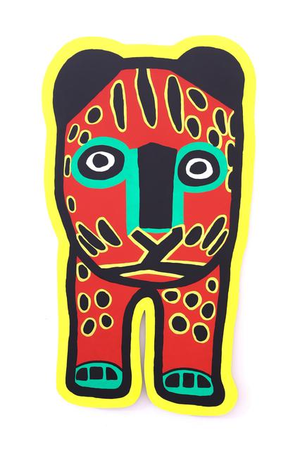 , 'Fauna Guarani Series,' 2018, Bolsa de Arte