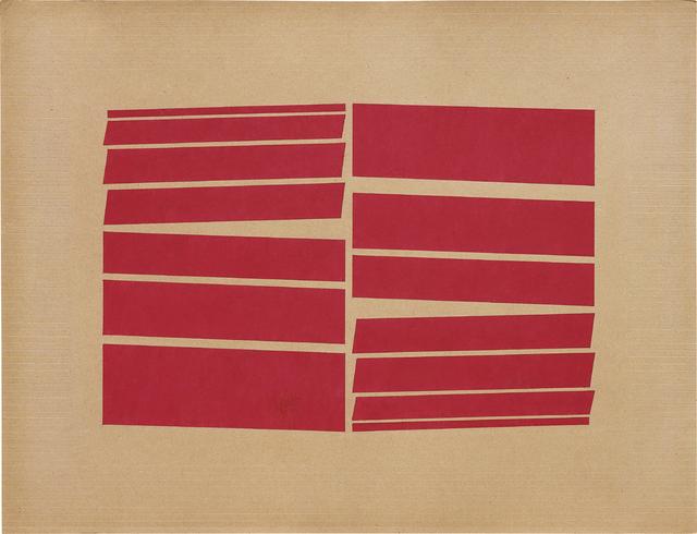 Hélio Oiticica, 'Metaesquema', 1958, Phillips