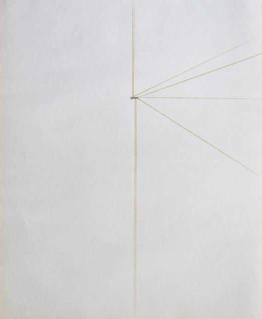 , 'La extensión de las palabras (The extension of words) Guerra (War),' 2017, Lisa Sette Gallery