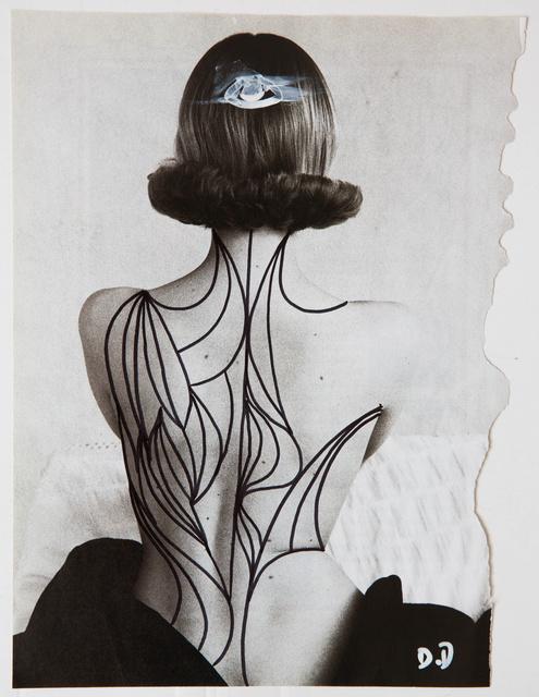, '3D,' 2015, Jenn Singer Gallery