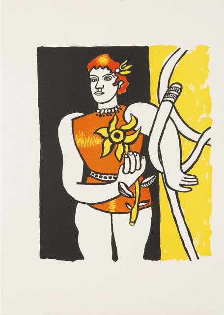 , 'Le Cirque ,' 1991, Zuleika Gallery