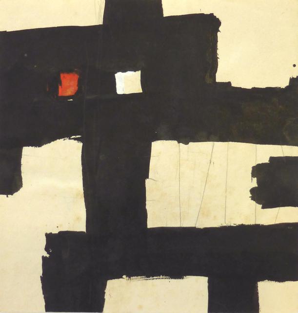 , 'Untitled,' ca. 1954, Galería La Caja Negra